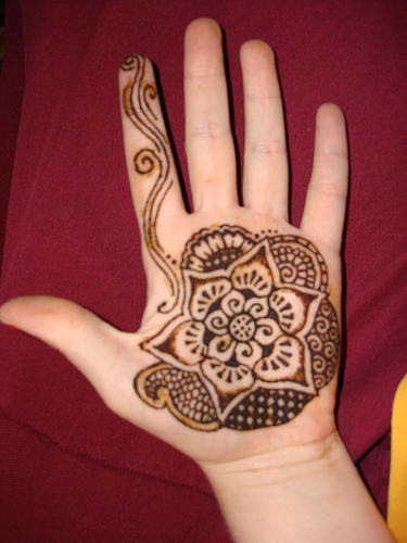 Arabic Mehndi Design For Men: Arabic Mehndi Design 2011 ~ Fashion Pakistan