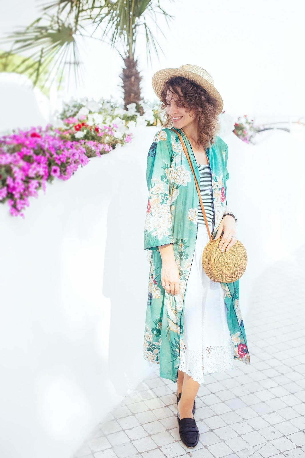 Как носить кимоно в повседневном стиле