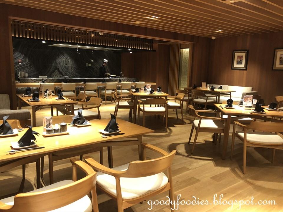 GoodyFoodies: Miyabi Japanese Restaurant, Sheraton Petaling Jaya