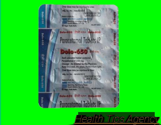 DOLO-650 TABLET - USES,SIDE EFFECTS AND CONTRAINDICATIONS