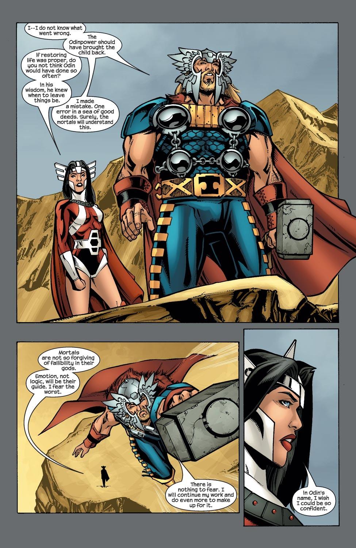 Thor (1998) Issue #65 #66 - English 21