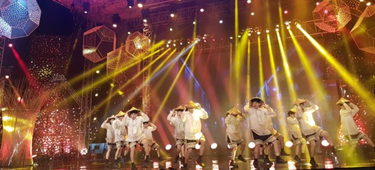 Nocturnal Dance Company PGT Grand Finals performance