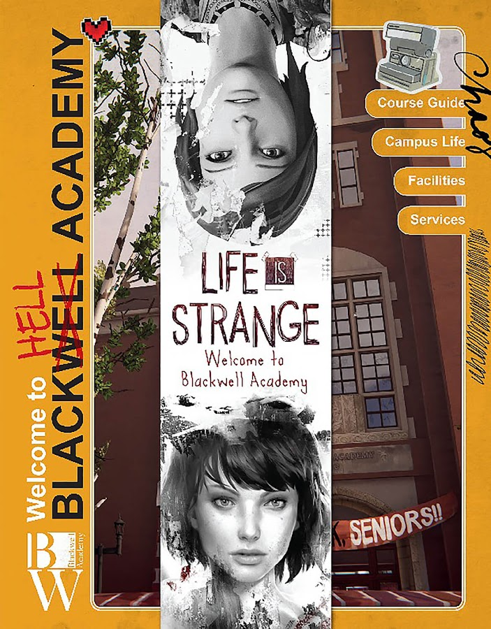 life is strange welcome to blackwell academy book