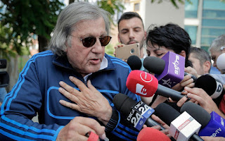 Ilie Nastase arrested twice in the space of six hours