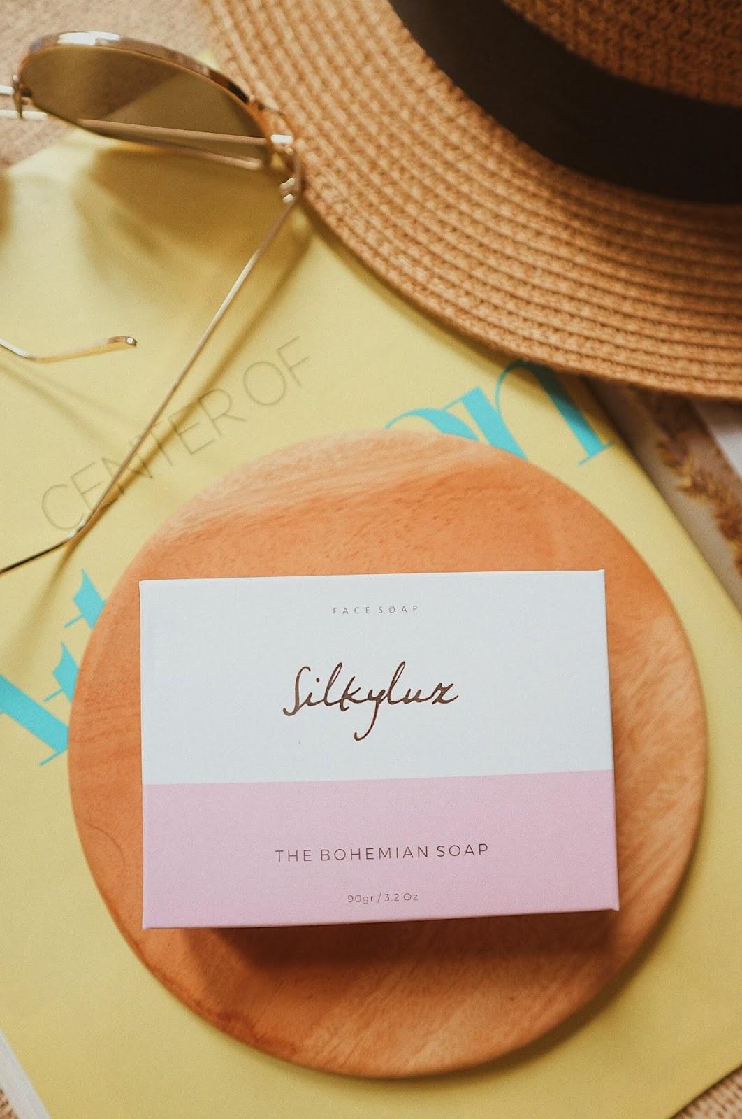 Silkyluz Bohemian Bar Soap