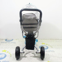 exotic et8803 bmx tricycle stroller