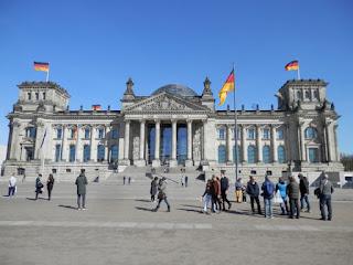 Parlamento di Berlino