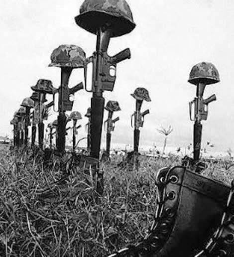 VIETNAM ¥ Vietnam War: Those who never returned.