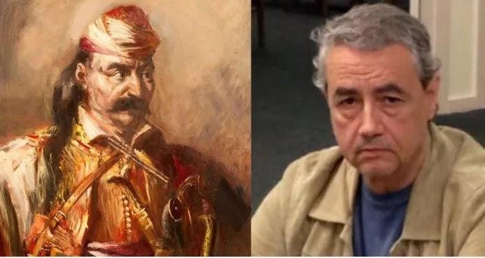 Αλβανός αρθρογράφος μεγάλης εφημερίδας υποστηρίζει ότι ο Κολοκοτρώνης ήταν Αλβανό