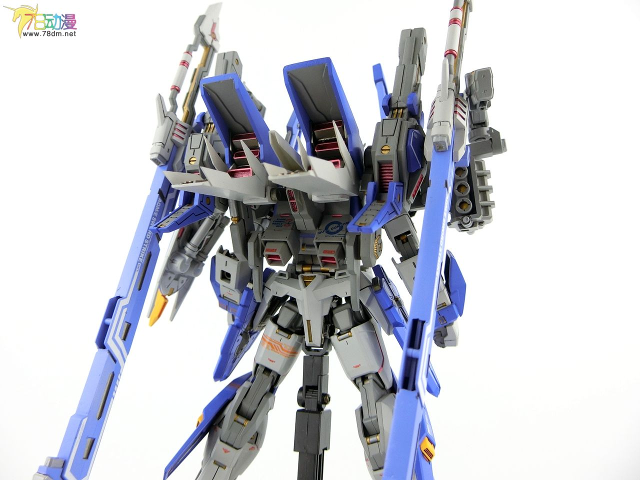 Custom Build: MG 1/100 Lawave Duel Gundam [Tsunami Duel]