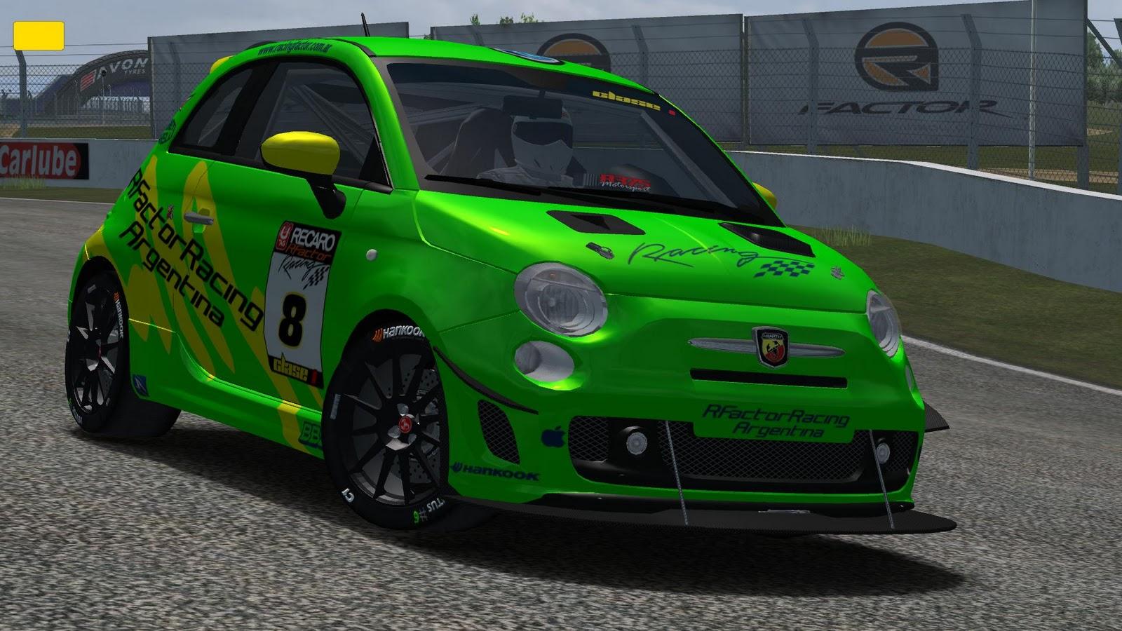 rFactor Mod W I P Turismo Clase 1 By B375 Motorsport