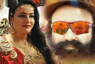 honeypreet-and-ramrahim