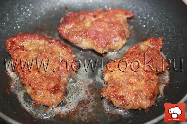 рецепт вкусных отбивных из говядины с пошаговыми фото