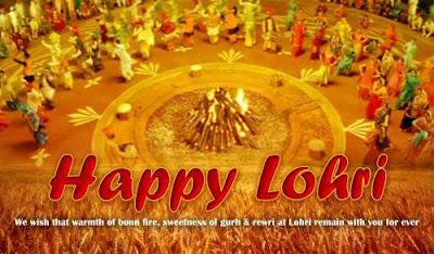 best Lohri Images