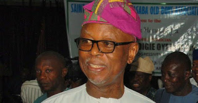 We never knew Nigeria's economy was this bad- APC National chairman, Oyegun says