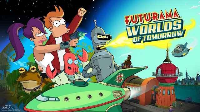 Futurama: Worlds Of Tomorrow v1.5.3 Apk Mod (Dinheiro Infinito)
