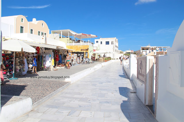 Things to do - Shopping in Oia, Santorini