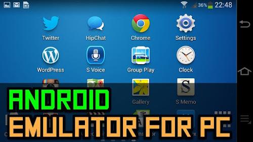 5 Emulator Android Untuk PC / Laptop Terbaik dan Terpopuler