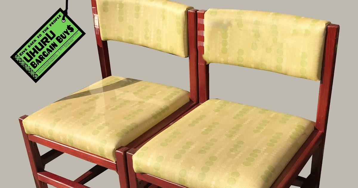 Uhuru Furniture Collectibles Bargain Buy Pair Of Chairs 10 Each Sold