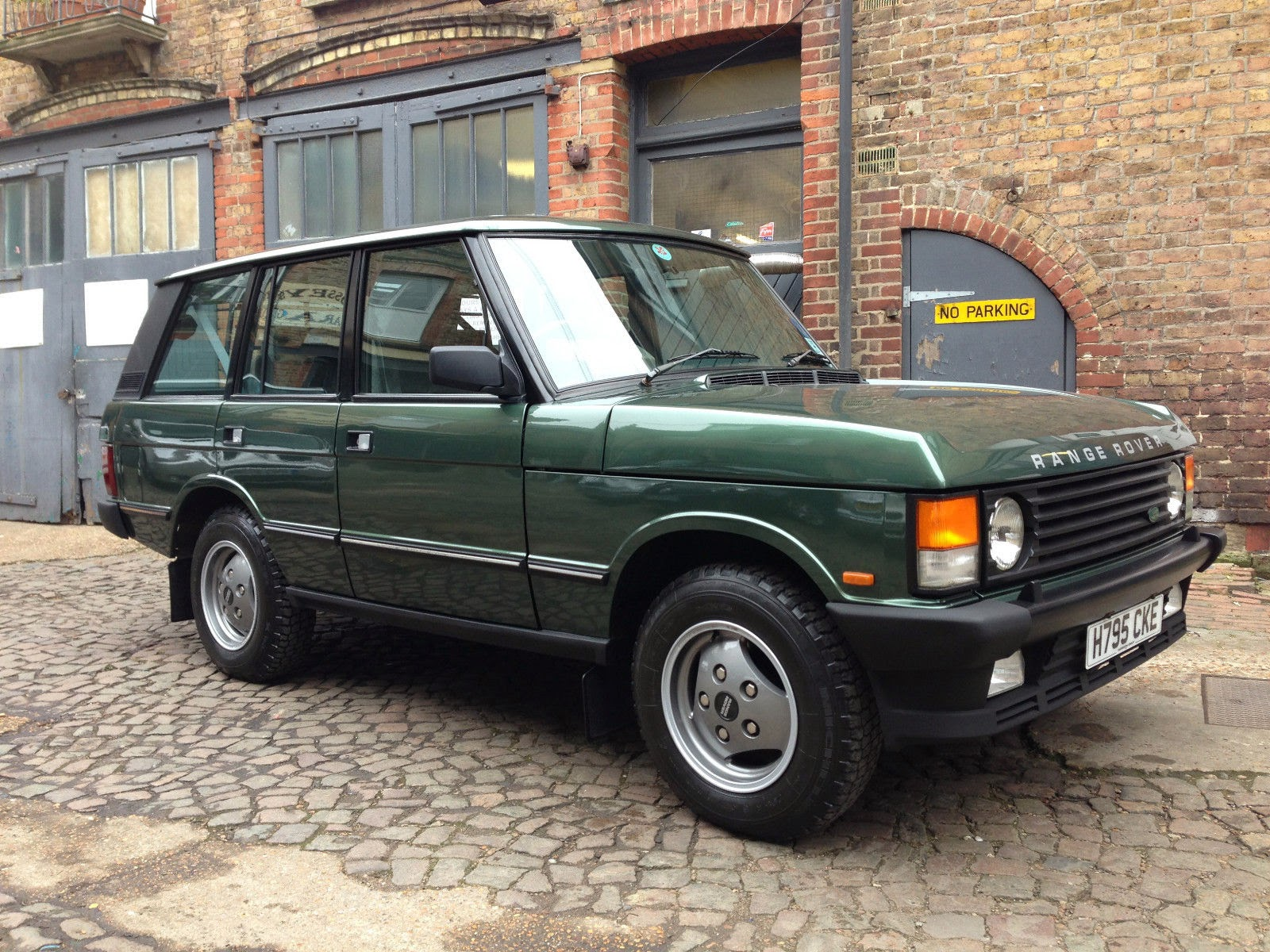 1990 Land Rover Range Rover Vogue