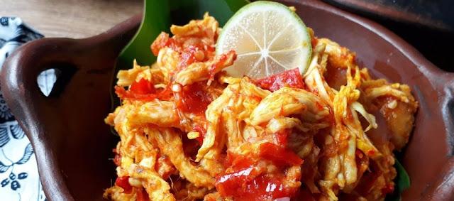 Resep Ayam Pelalah Khas Denpasar - Bali