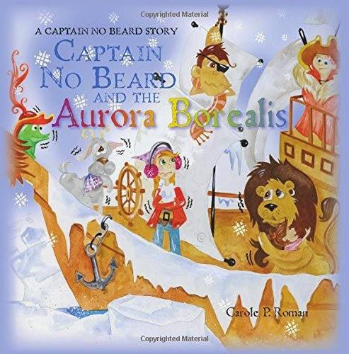 captain no beard and the aurora borealis image