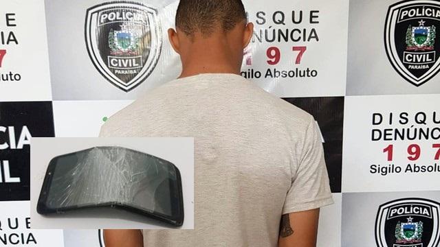 Polícia prende segundo suspeito de deixar jovem paraplégico em crime homofóbico na PB