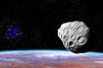 Asteroide podría impactar con la Tierra