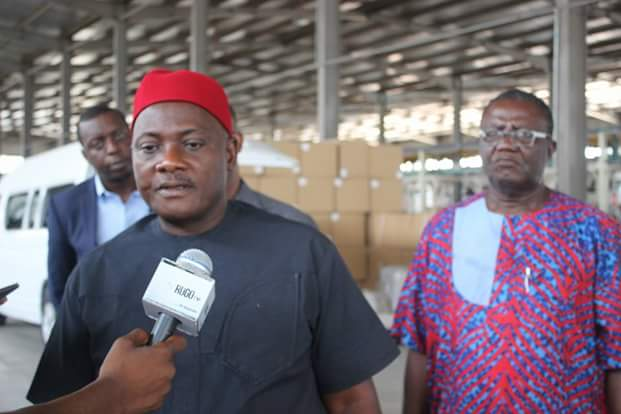 INNOSON FILES MOTION FOR STAY OF EXECUTION OF THE COURT'S ORDER DECLARING HIM WANTED.