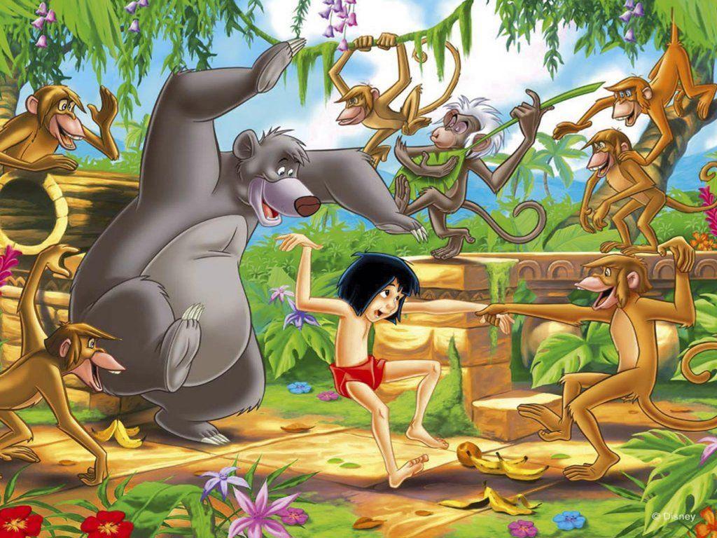 Cinema e teatro: IL LIBRO DELLA GIUNGLA (The Jungle Book