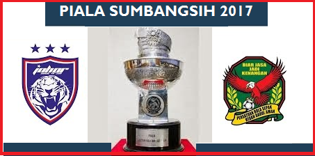 keputusan JDT Vs Kedah Piala Sumbangsih 2017