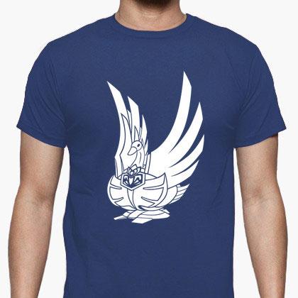 Camiseta Armadura del Cisne