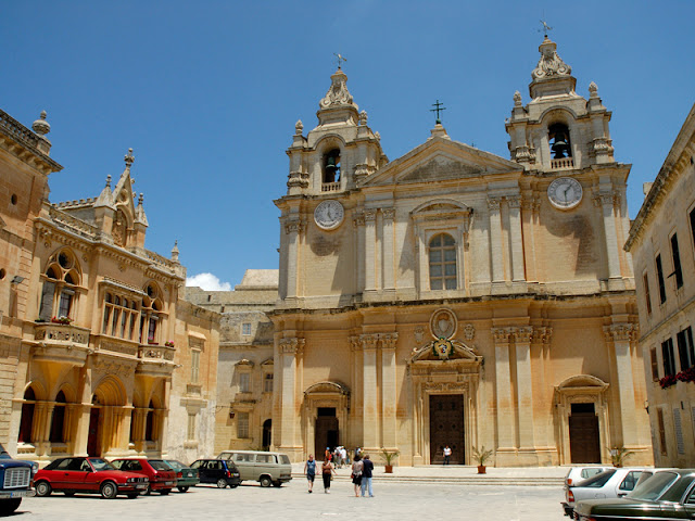 Catedral Mdina