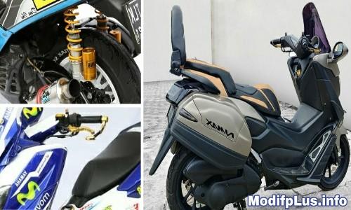 Cara Modifikasi Motor Yamaha NMAX Paling Simple