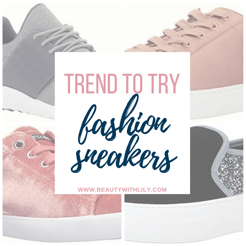 Best Sneakers To Wear This Fall // Beauty With Lily, A West Texas Beauty, Fashion & Lifestyle Blog // www.beautywithlily.com