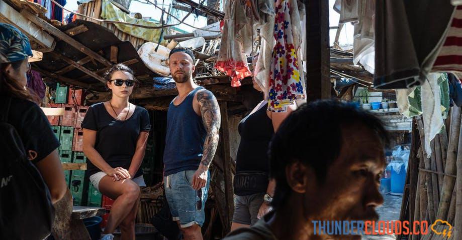 Controversial Tourists of Slum Tourism Enthusiasts