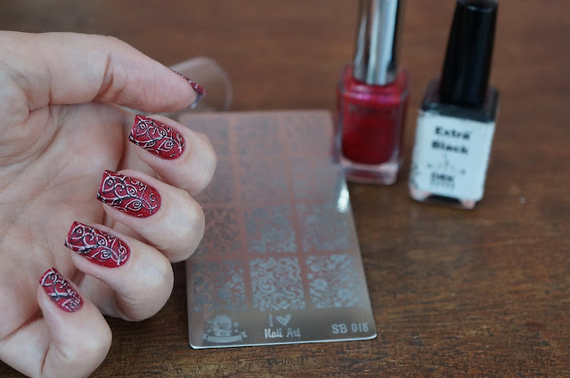 Kiko, 453, Cherry Red, SB 018, sugar bubbles