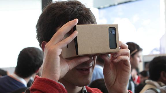 تطبيق كاميرا غوغل للواقع الافتراضي ميدو للمعلوميات