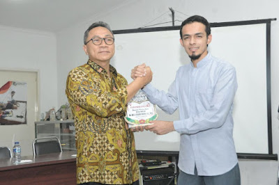 Cerita Ketua MPR Temui dr Gamal, Dokter Inspiratif Asal Malang