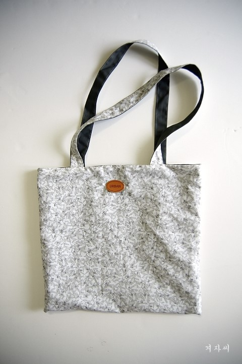 How to make Eco Fabric Shopping Bag