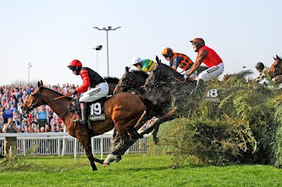 The Grand National Is Unlike Any Other Race