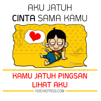 14 Meme Lucu 'Jatuh Cinta' Ini Sukses Bikin Jomblo Melongo