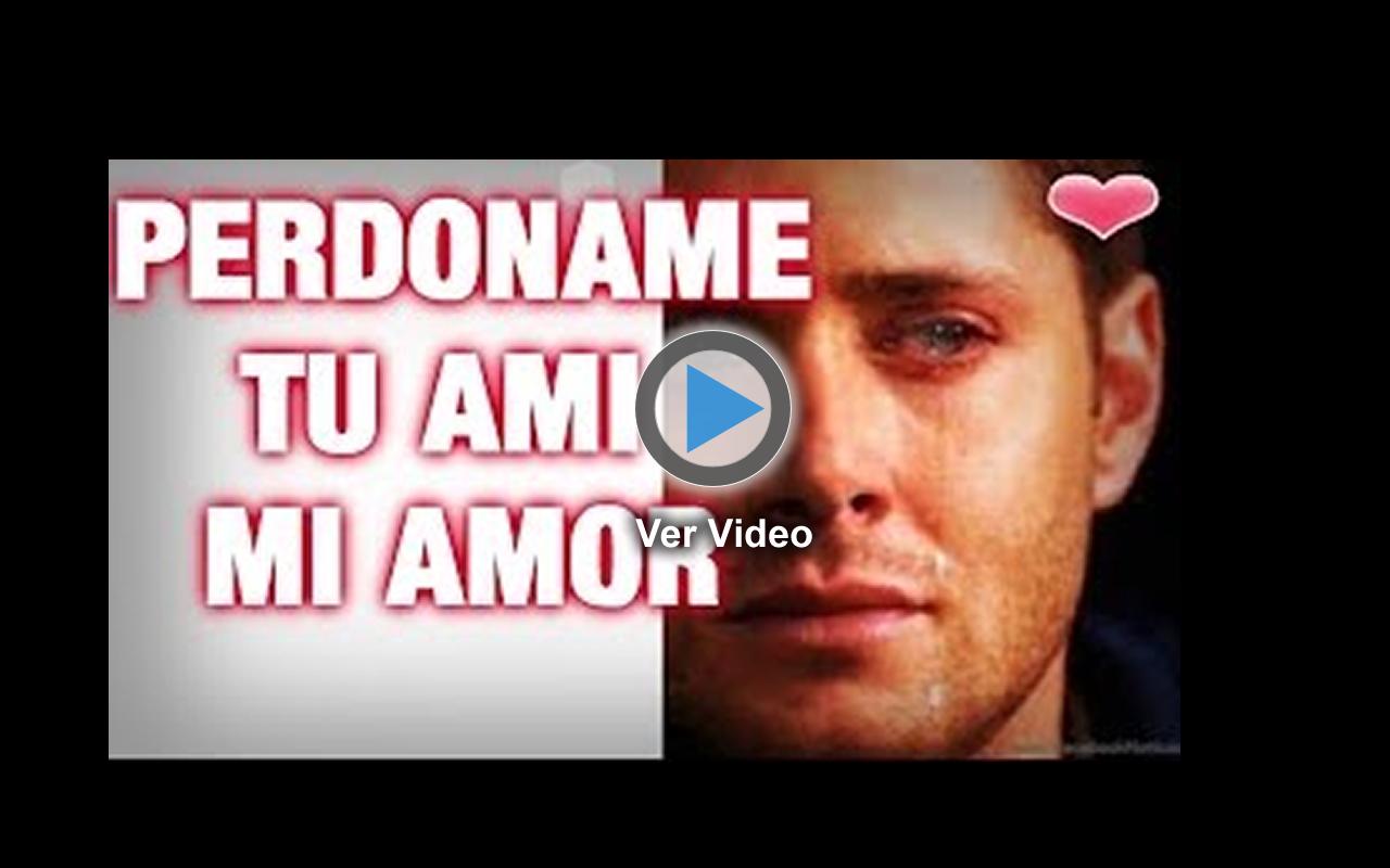 Tu Ta Triste Porque: PERDONAME TU AMI AMOR / TRISTE
