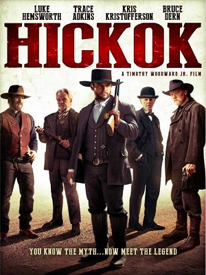 Hickok (2017) Movie Download English 720p WEB-DL 700mb