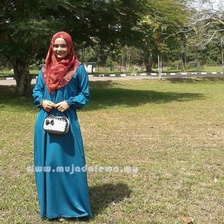 jubah abaya, abaya cantik, abaya murah, jubah abaya, leen enterprise, mujadafewa dengan abaya