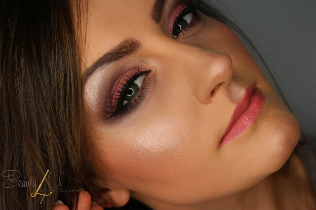 Christmas inspiration - make up