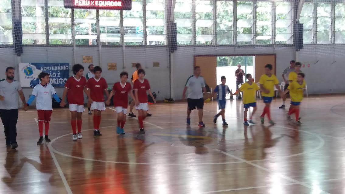 Copa Futsal 2016  Resultados da 2a Rodada – Projeto Chutebol d4d2f7da0c662