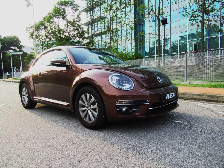 Motoring-Malaysia: Test Drive - The 2018 Volkswagen Beetle 1 2 TSI