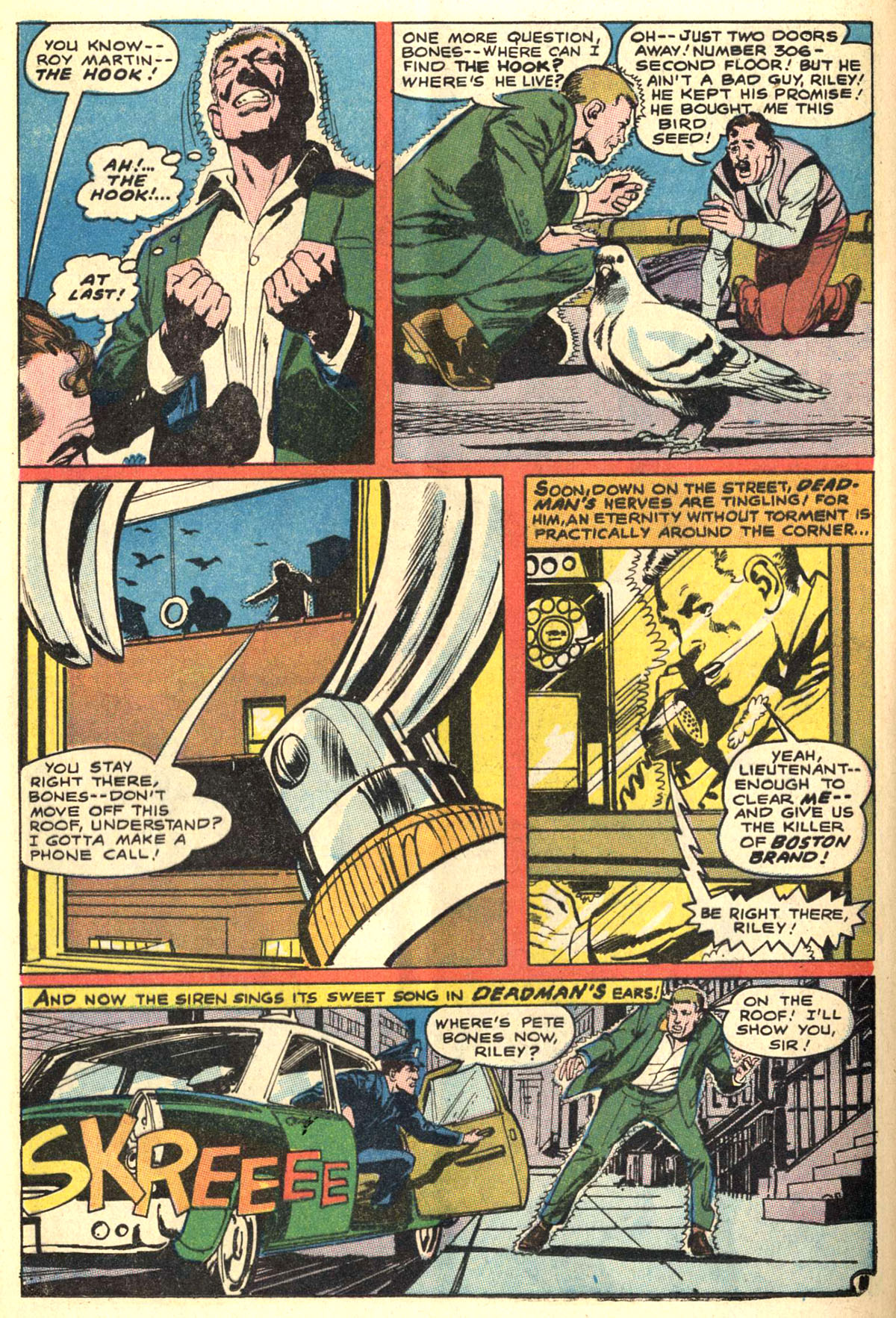 Strange Adventures (1950) issue 210 - Page 16