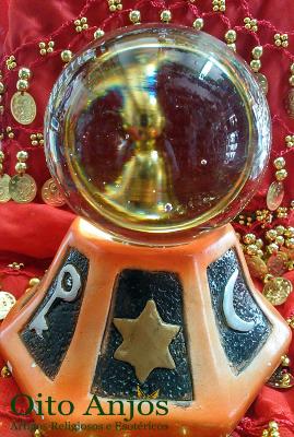 Esferas de Vidro - Cristalomancia
